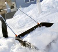 Уборка-чистка снега